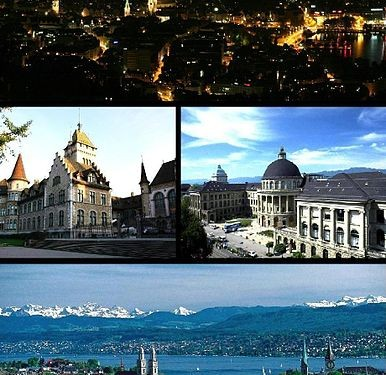 City_of_Zürich